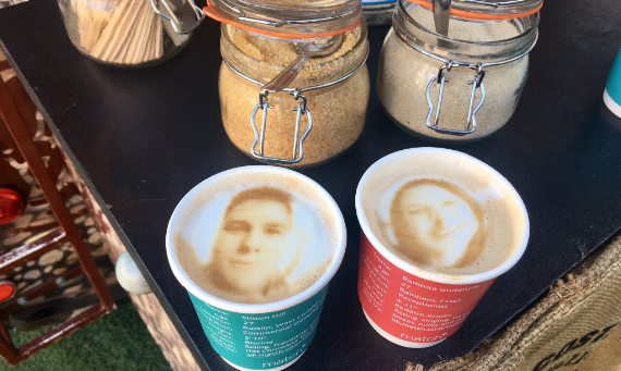 Match.com's 3D-Printing Coffee Pop-Up Is Open In London