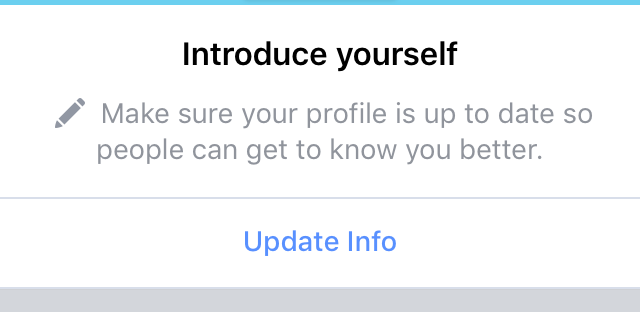 introduce yourself online dating