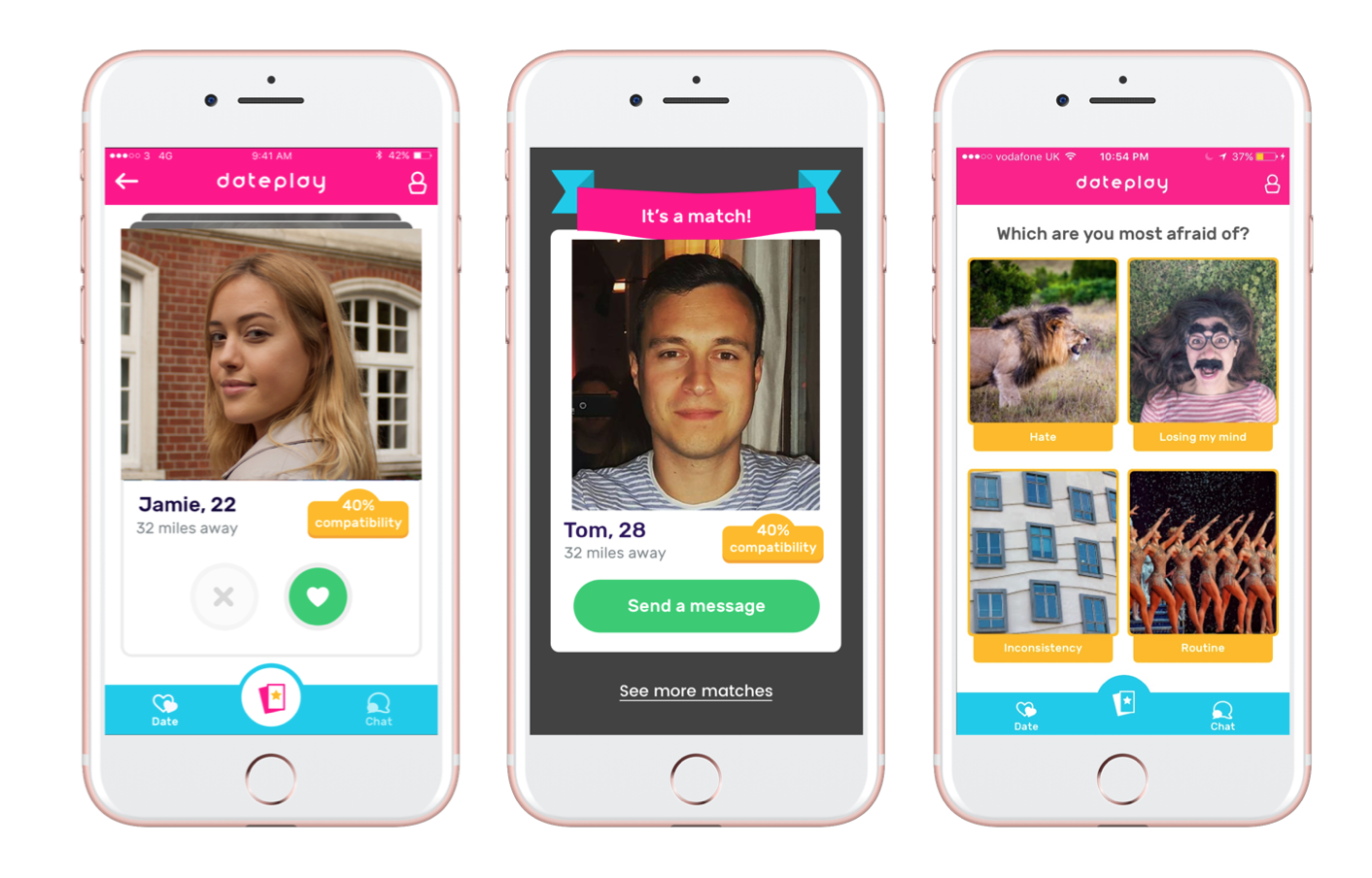 Apprentice dating app - Kanal Avrupa