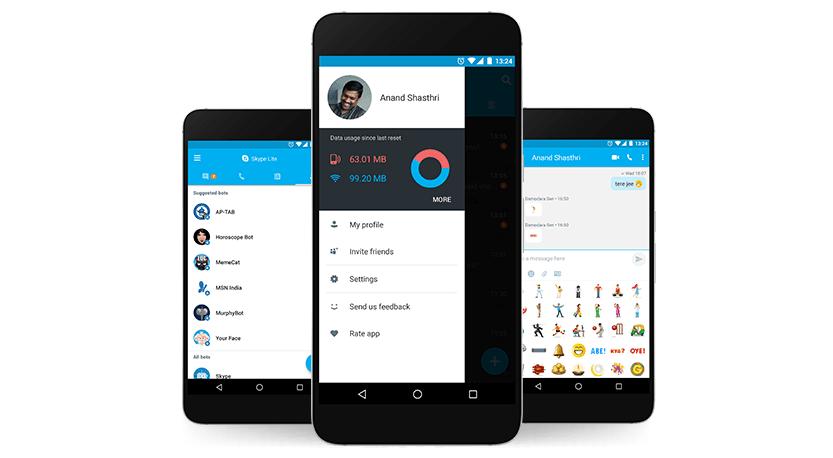 Skype dating app