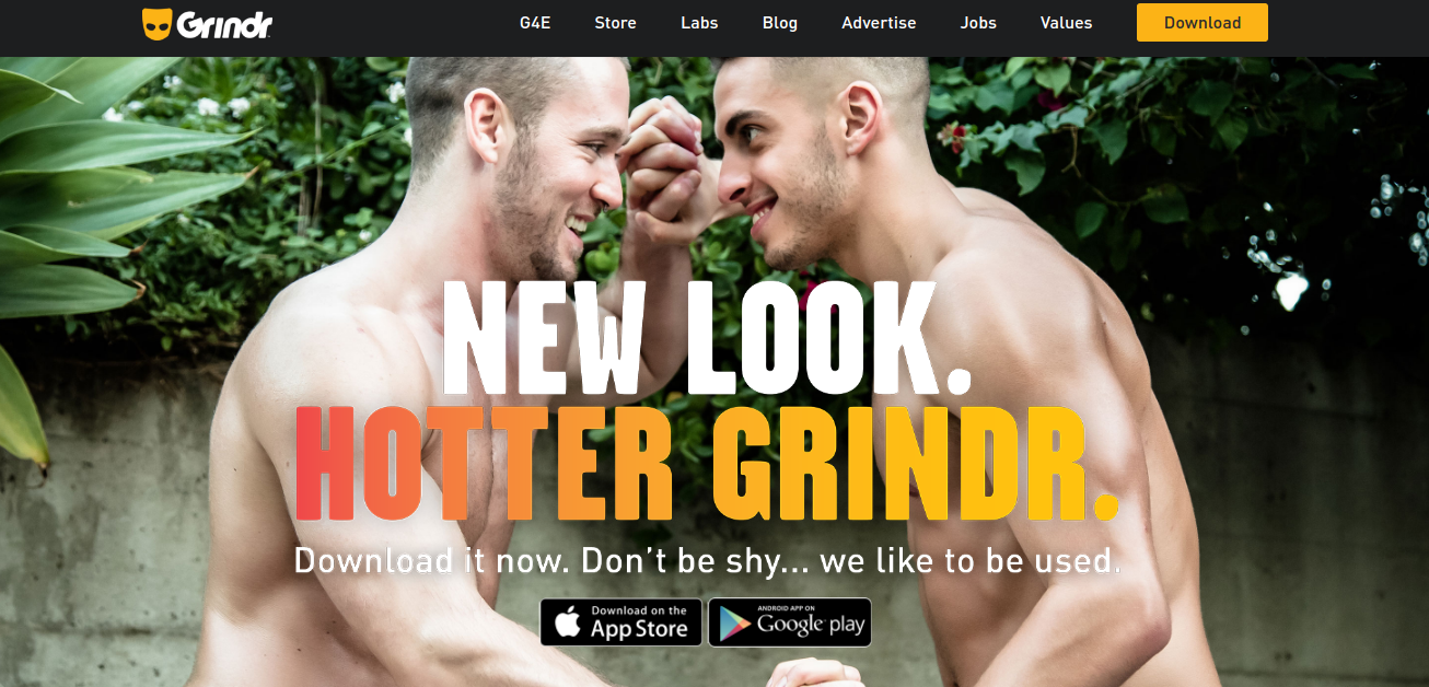 KindrGrindr: Gay dating app launches anti- racism campaign