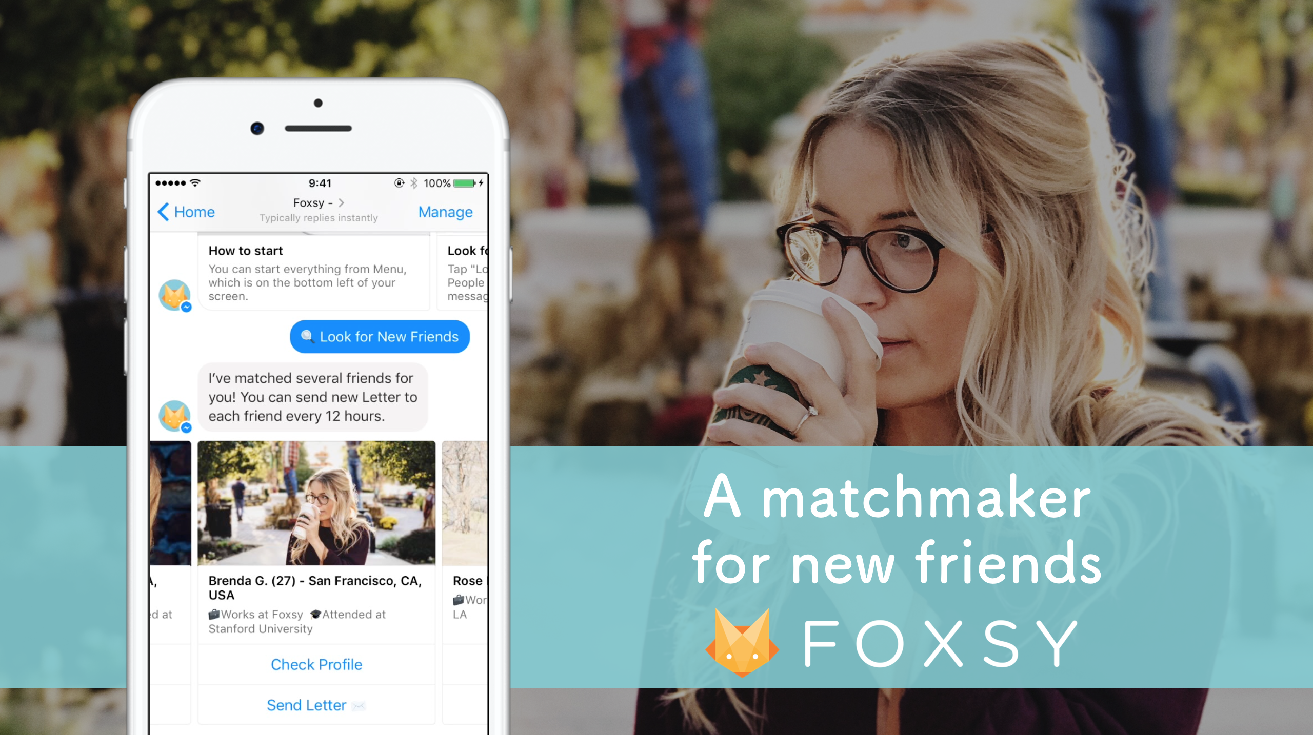 We Meet The Founder Of Foxsy, The Matchmaking Bot Named Best Social Chatbot Of 2016