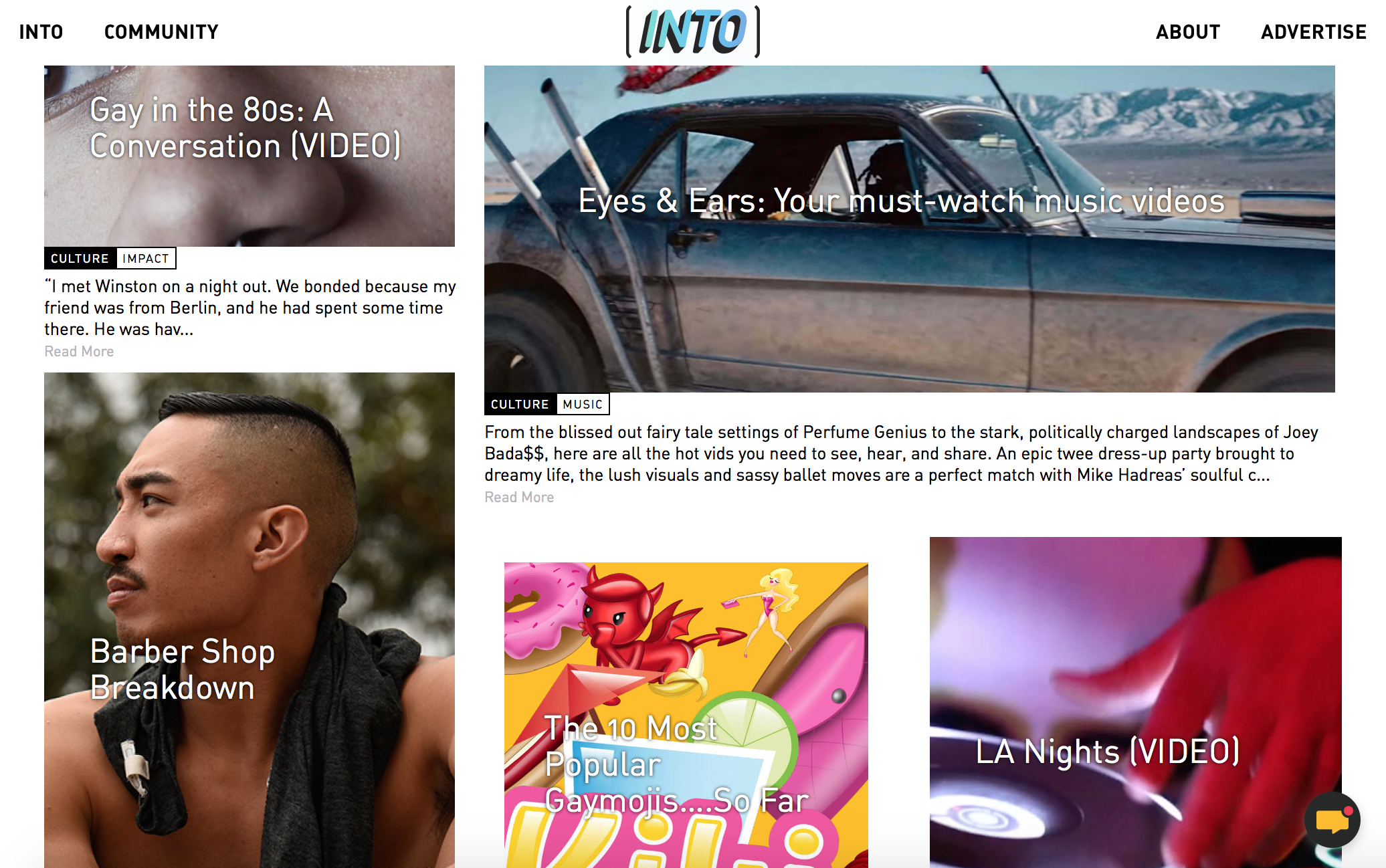 Grindr Continues Brand Evolution With Launch Of New Lifestyle Website Into