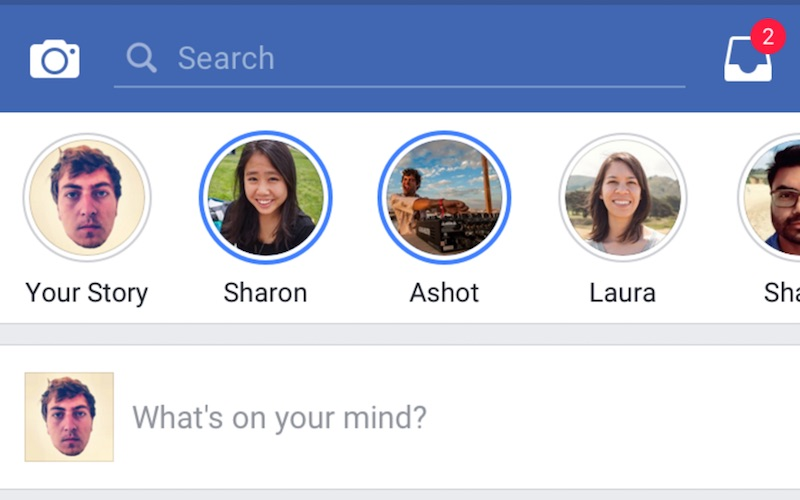 Ephemeral Stories Are Coming to Facebook Dating