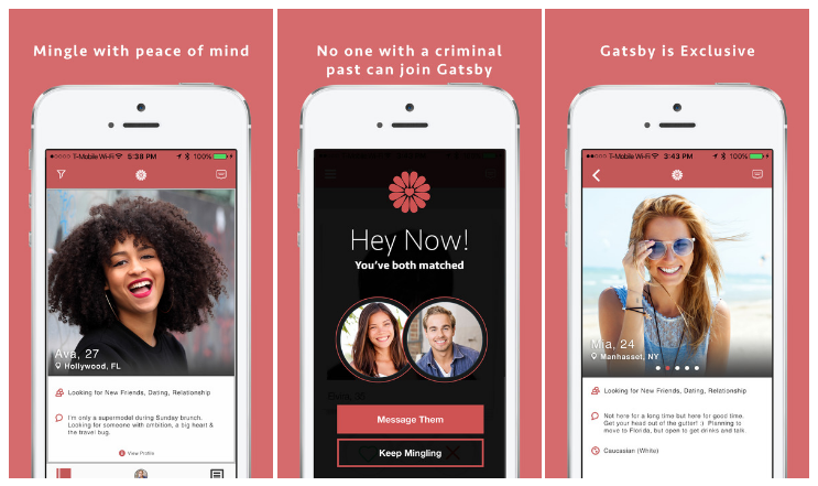 new dating app gatsby scans every profile against public criminal
