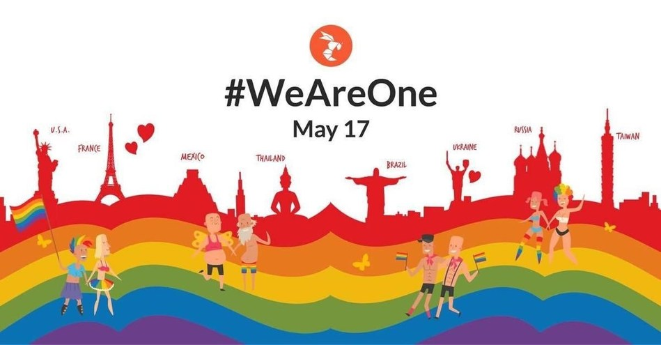 Hornet Supporting Same-Sex Marriage Equality In Taiwan With #WeAreOne Campaign