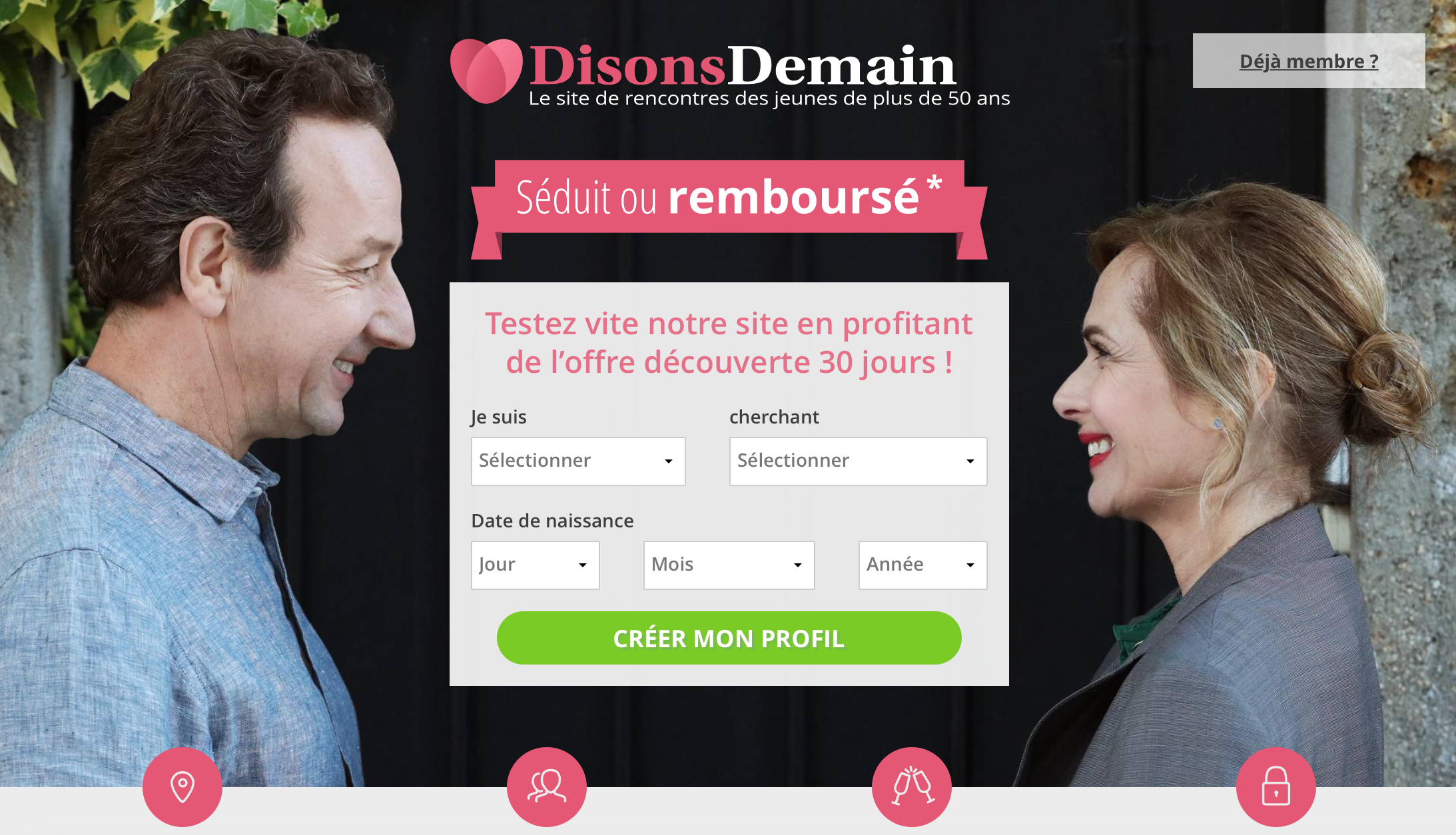meetic plus de 50 ans