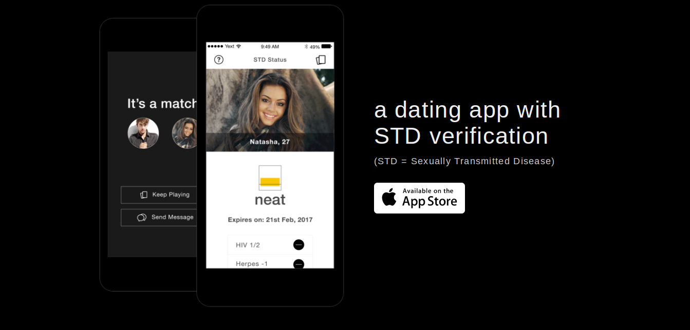 Forbes Looks At The Pros & Cons Of A Dating App That Displays People's STD Statuses