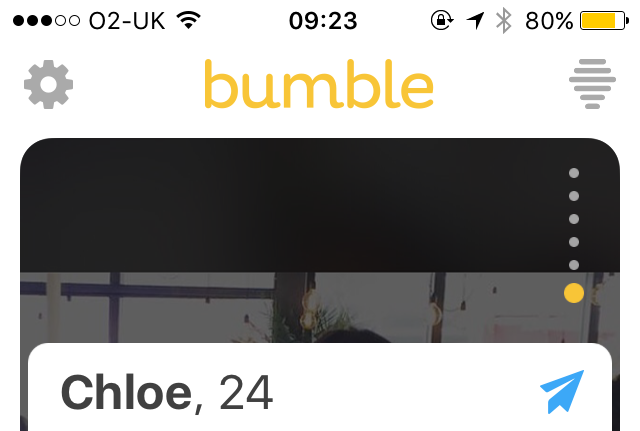 Bumble Share