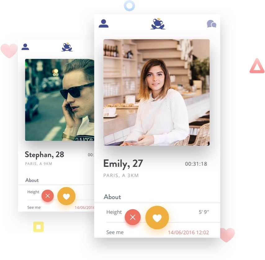 Once dating app