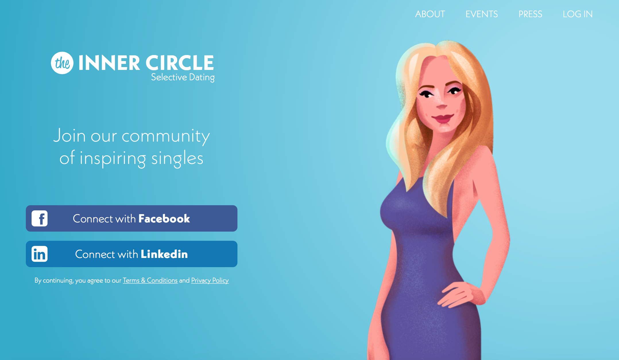 The Inner Circle Launches In Madrid, The Dating Service's Twentieth City