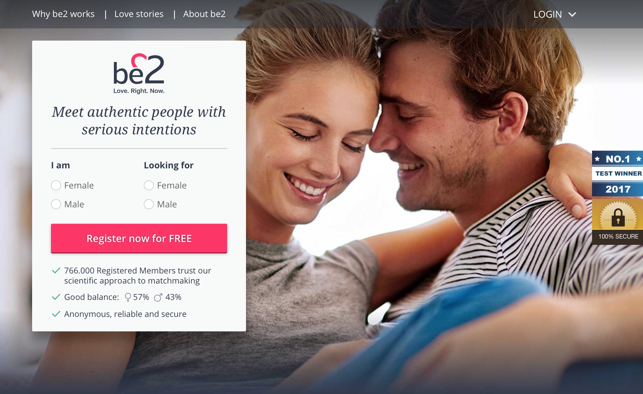 Be2 dating email address