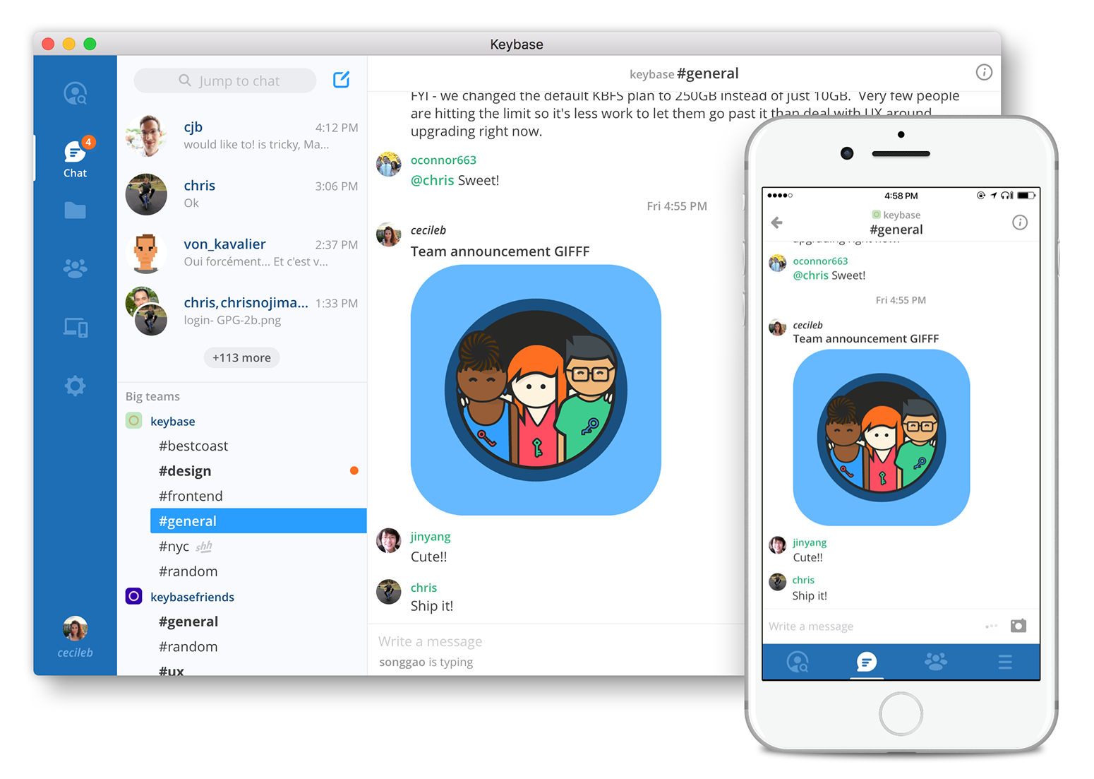 OkCupid Co-Founders Releasing Encrypted Competitor To Slack