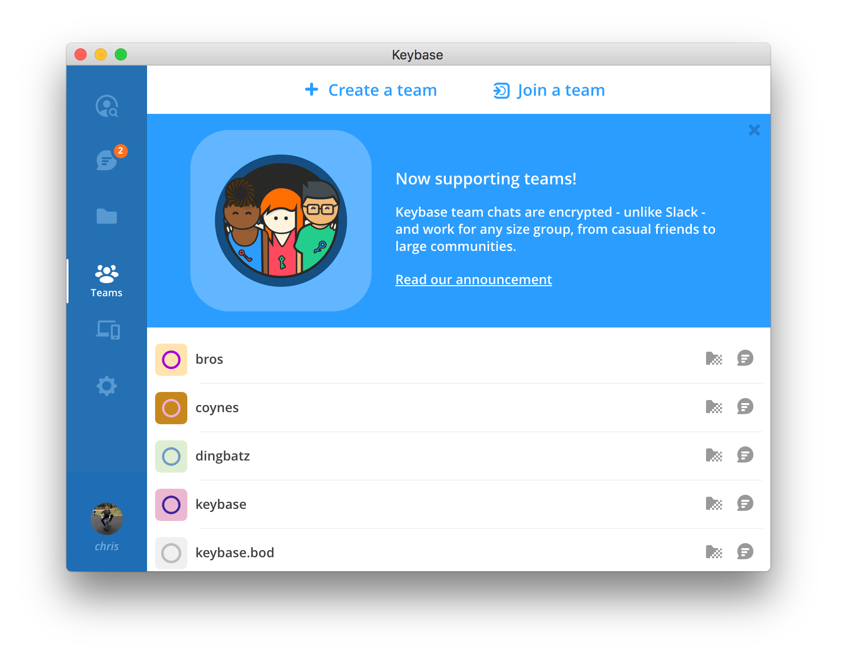 OkCupid Co-Founders Releasing Encrypted Competitor To Slack - Global