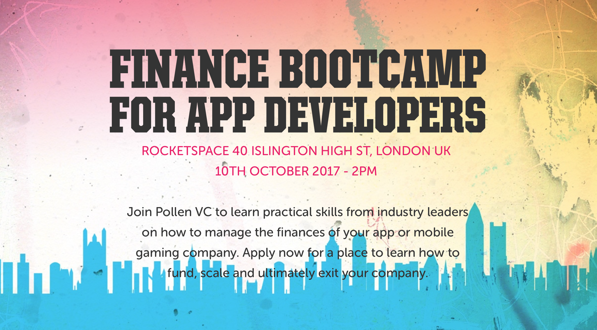 London Bootcamp Will Teach App Developers Practical Skills About Managing Mobile App Revenue