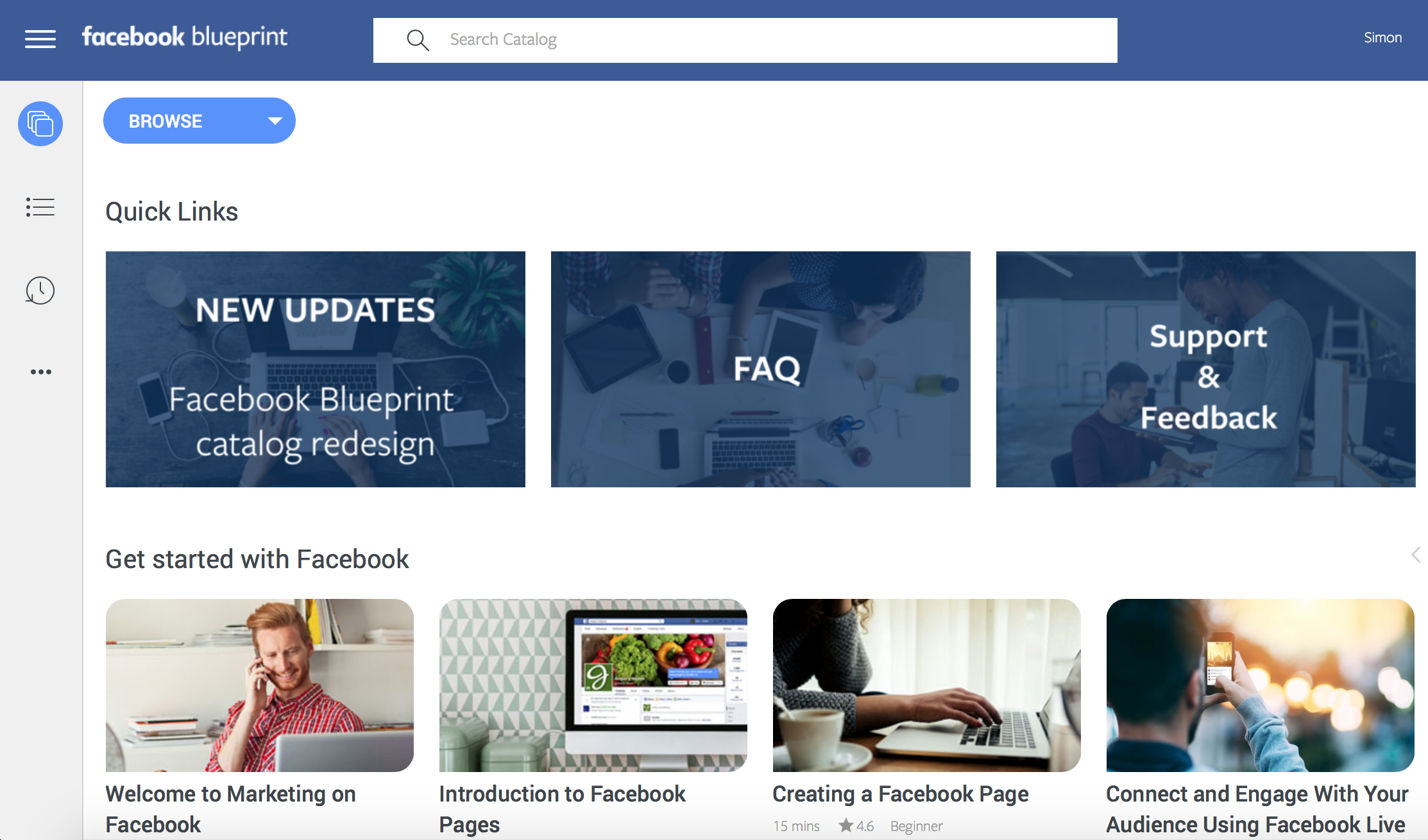 Facebook Releases Latest Blueprint eLearning Course 'Closing The Deal With Conversions