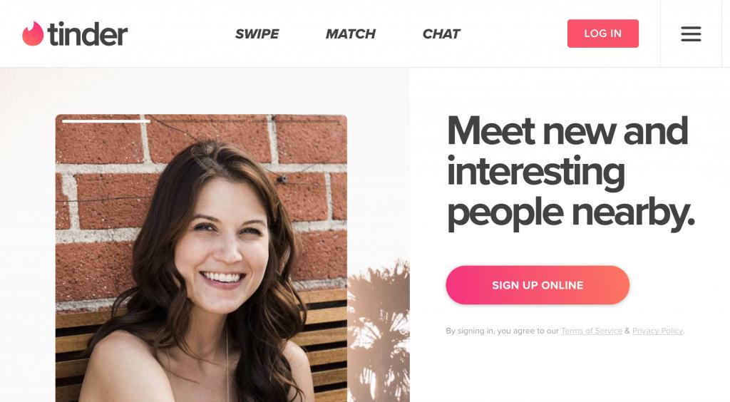 Tinder Makes Desktop Version Tinder Online Widely