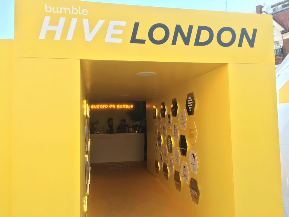 Bumble's International Brand Director Talks London Pop-Up In New Video