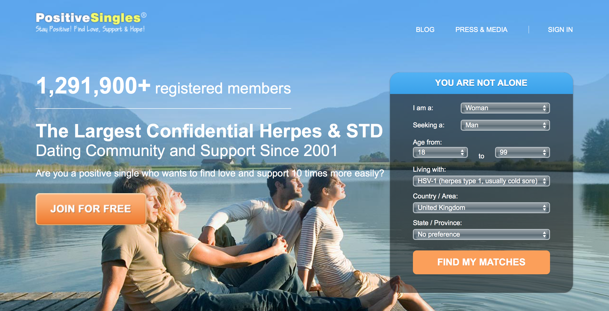 PositiveSingles Acquires HIV Community Site PozMatch