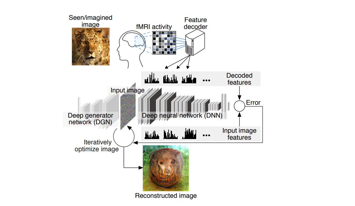 From Academia: Japanese AI Capable of Visualising Human Thought