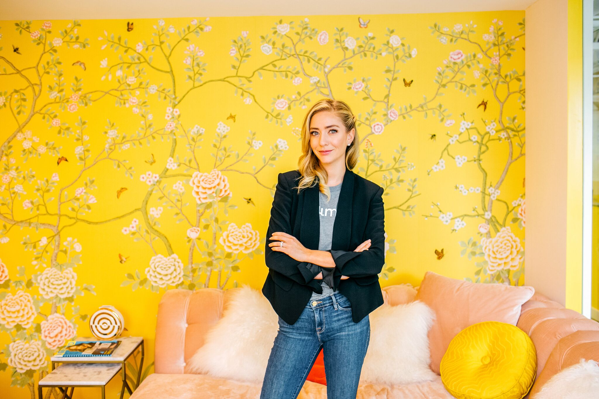 Whitney Wolfe Herd Discusses Real-World Change as Sexual Image Law is Introduced