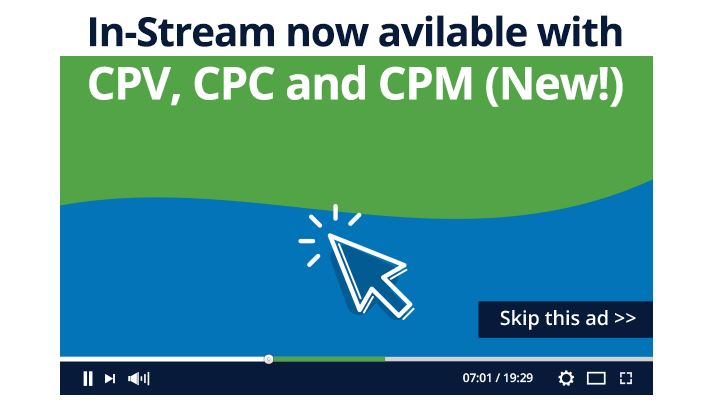 ExoClick Introduces CPM for in-Stream Video Ad Format