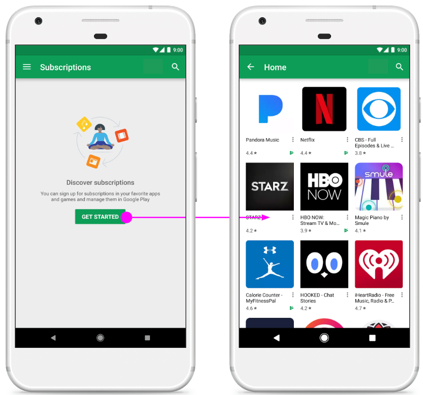Google Launches New Subscription Centre for Android Users