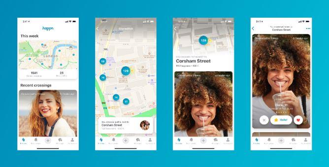 Happn Celebrates 50 Million Users by Launching Happn Map