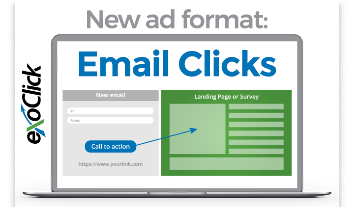ExoClick Launches Email Clicks as an Ad Format