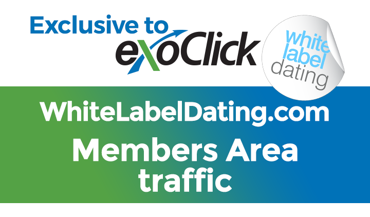 ExoClick Signs Exclusive Traffic Deal with White Label Dating