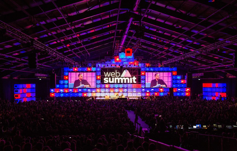 Web Summit 2019, Lisbon