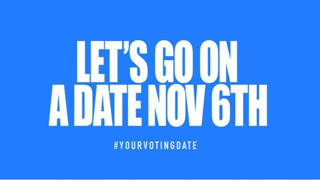 Online Campaign Encourages Millennials to Go on Voting Dates