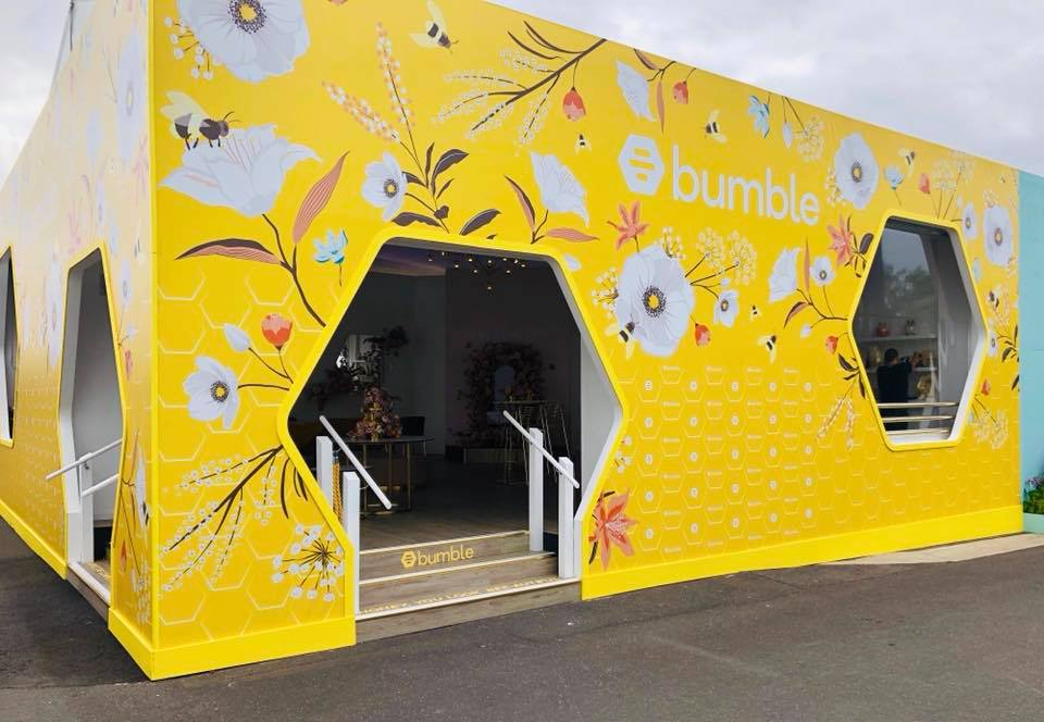 Bumble Sponsors Melbourne Cup Carnival and Donates to Animal Welfare Charity