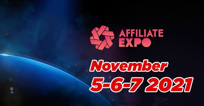 Italian Affiliate EXPO 2021, Rome