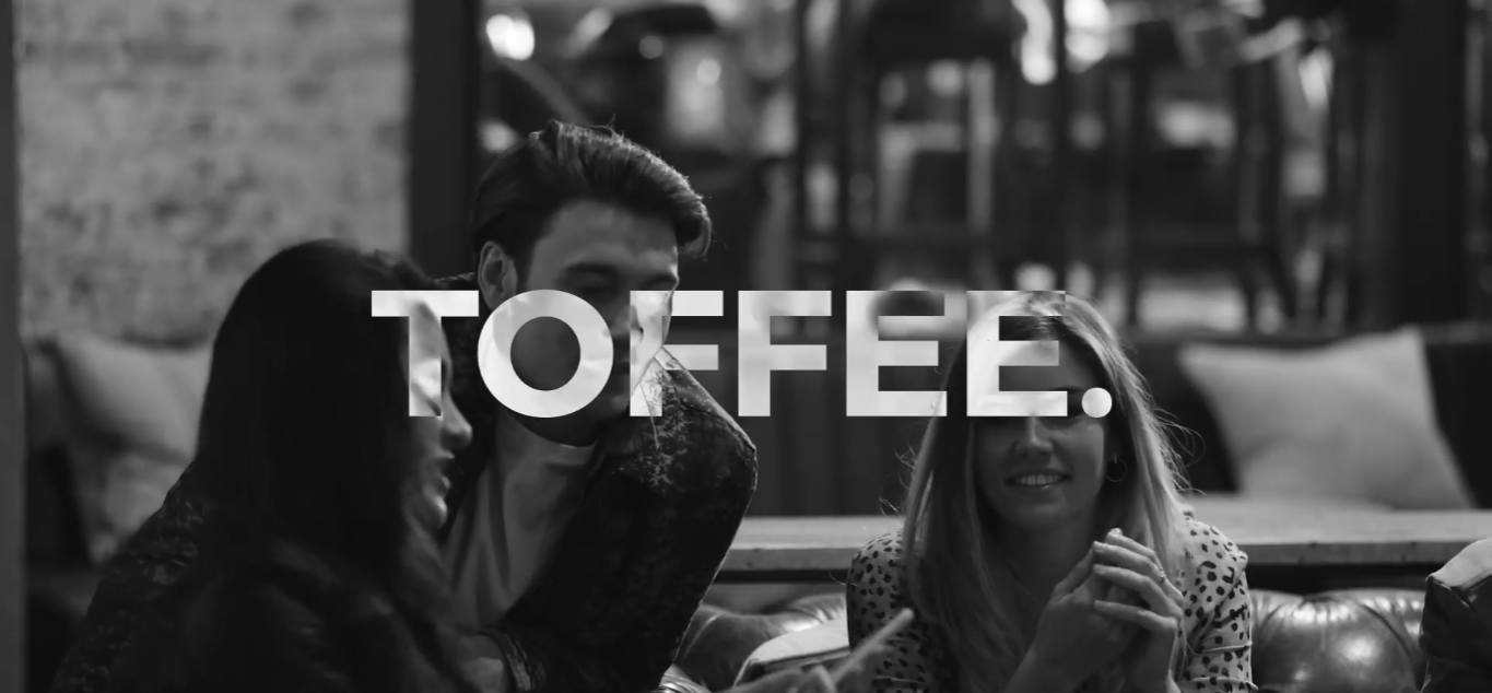 Toffee to Donate 33% of Profits to Charity