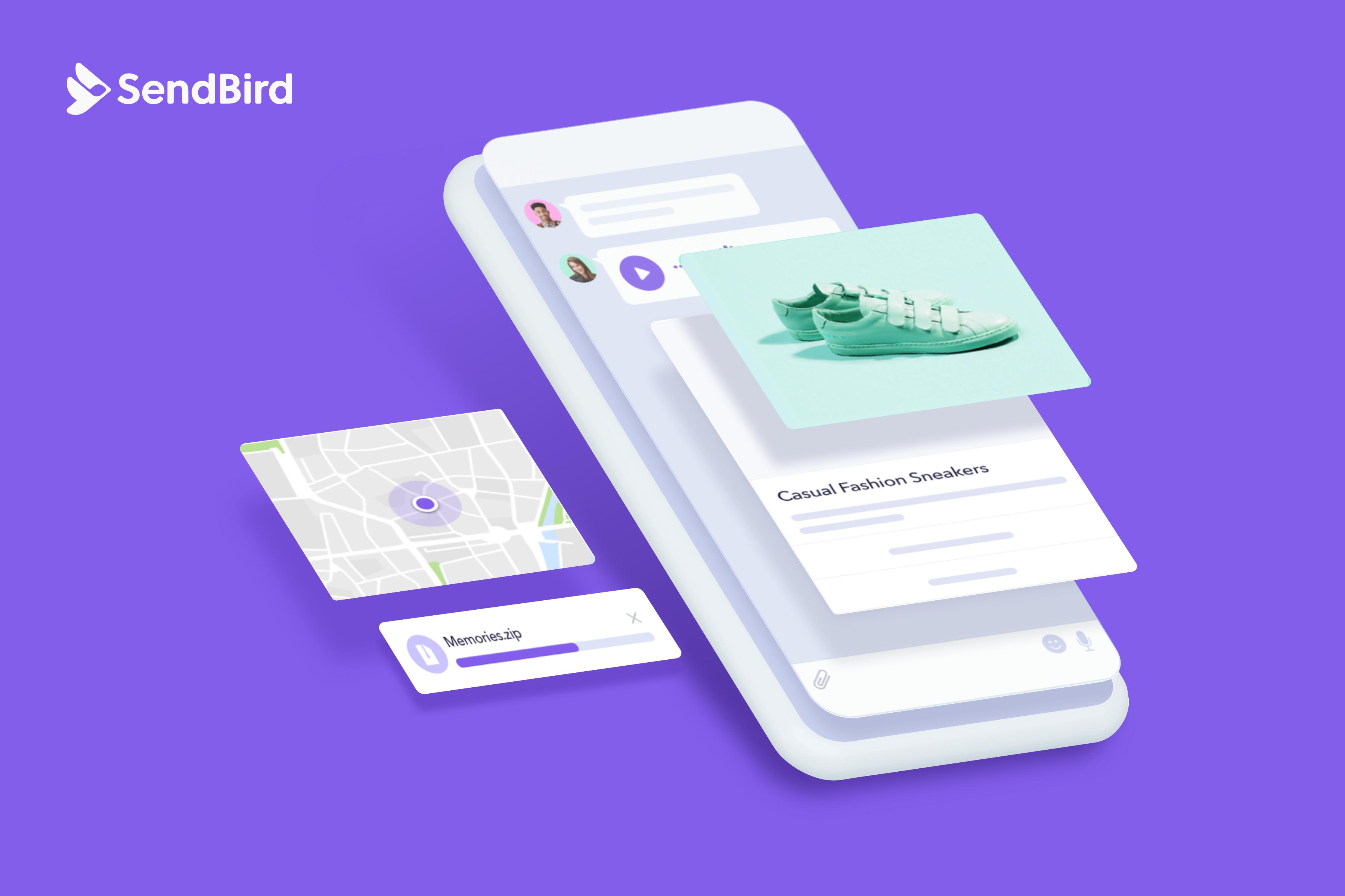 SendBird Chat Platform Raises $52 Million