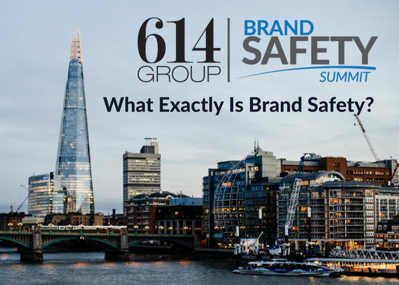 Brand Safety Summit, London
