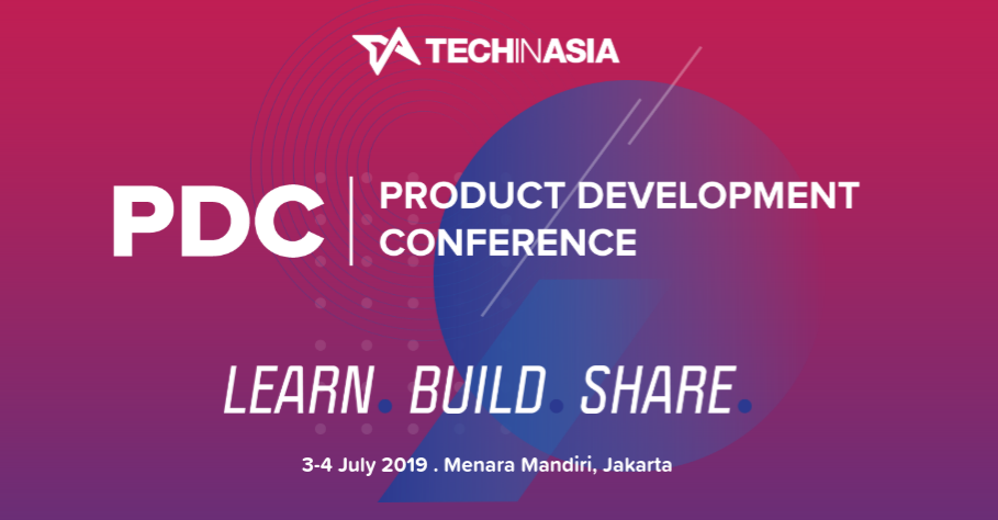 Tech In Asia Product Development Conference, Jakarta