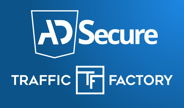 Traffic Factory & AdSecure Come Together to Protect Users From Digital Risk