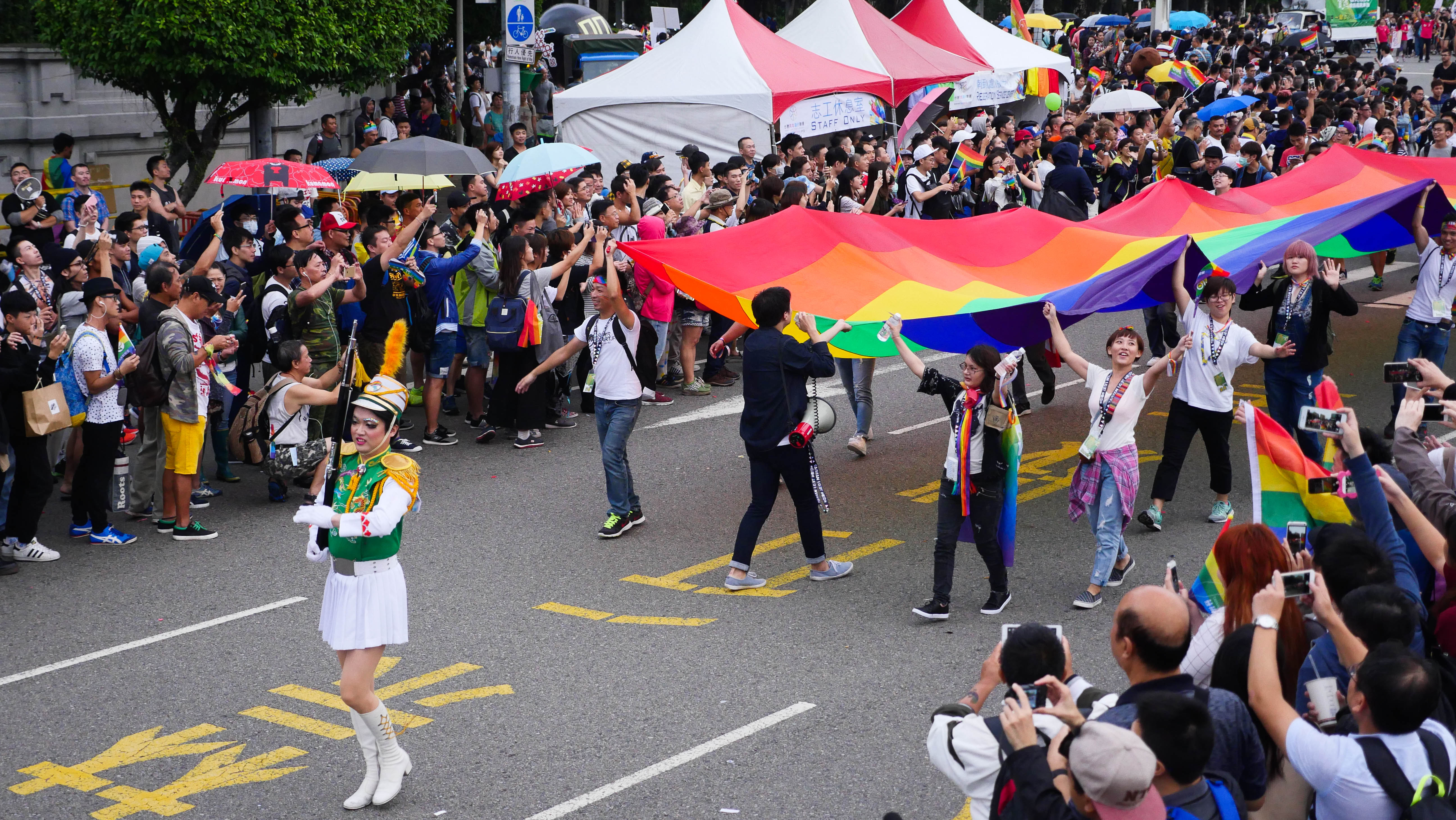 Taiwan Becomes First Asian Country to Legalise Same-Sex Marriage
