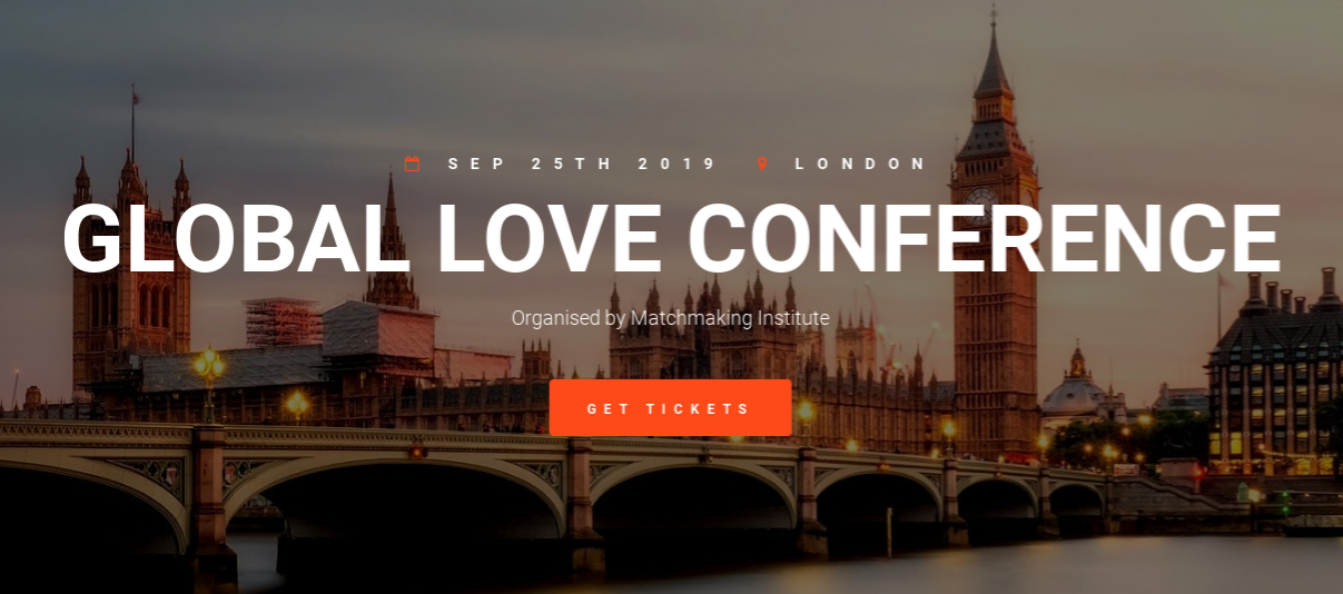 Global Love Conference, London