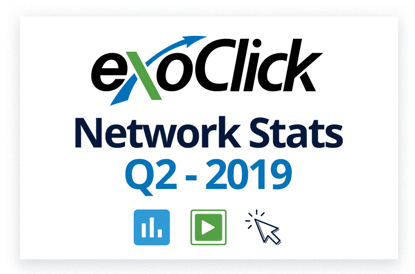 ExoClick Releases Video Advertising Statistics