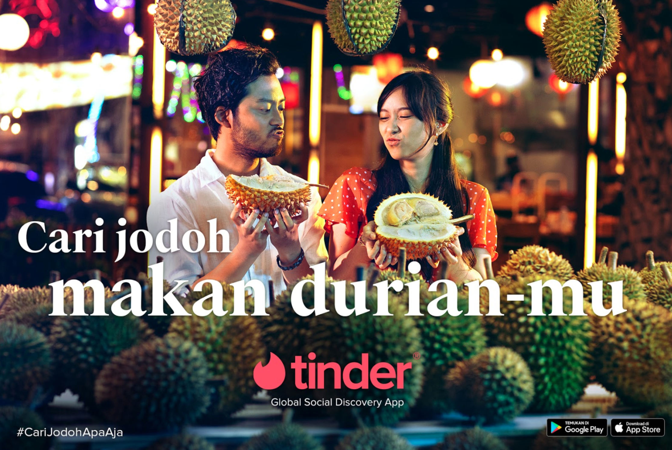 Tinder Rolls Out Major Marketing Campaign in South East Asia