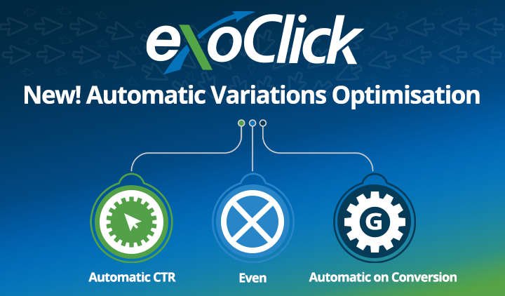ExoClick Launches New Automatic Variations Optimisation Tool