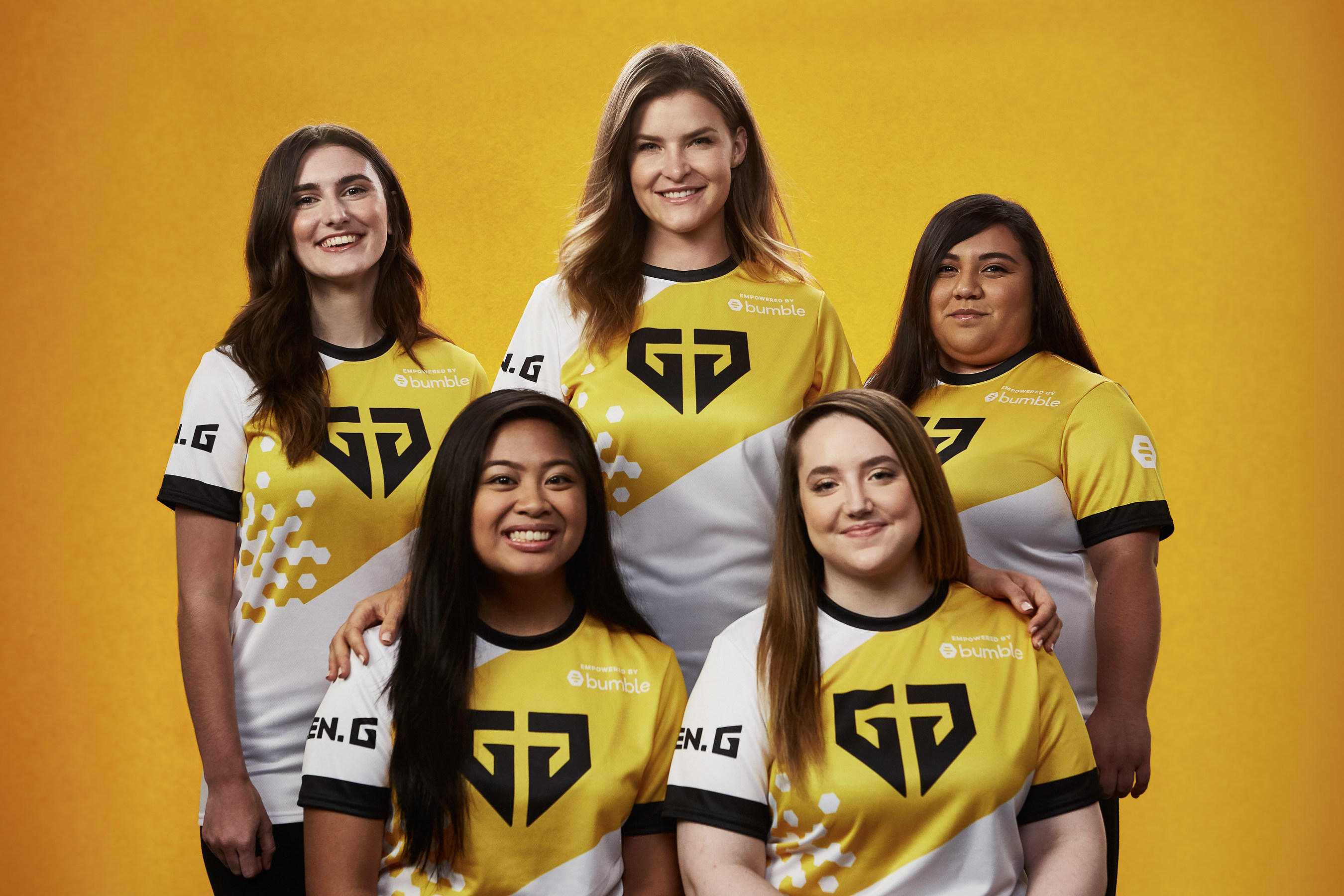 'Team Bumble' Partners with Caffeine to Livestream Fortnite Gameplay