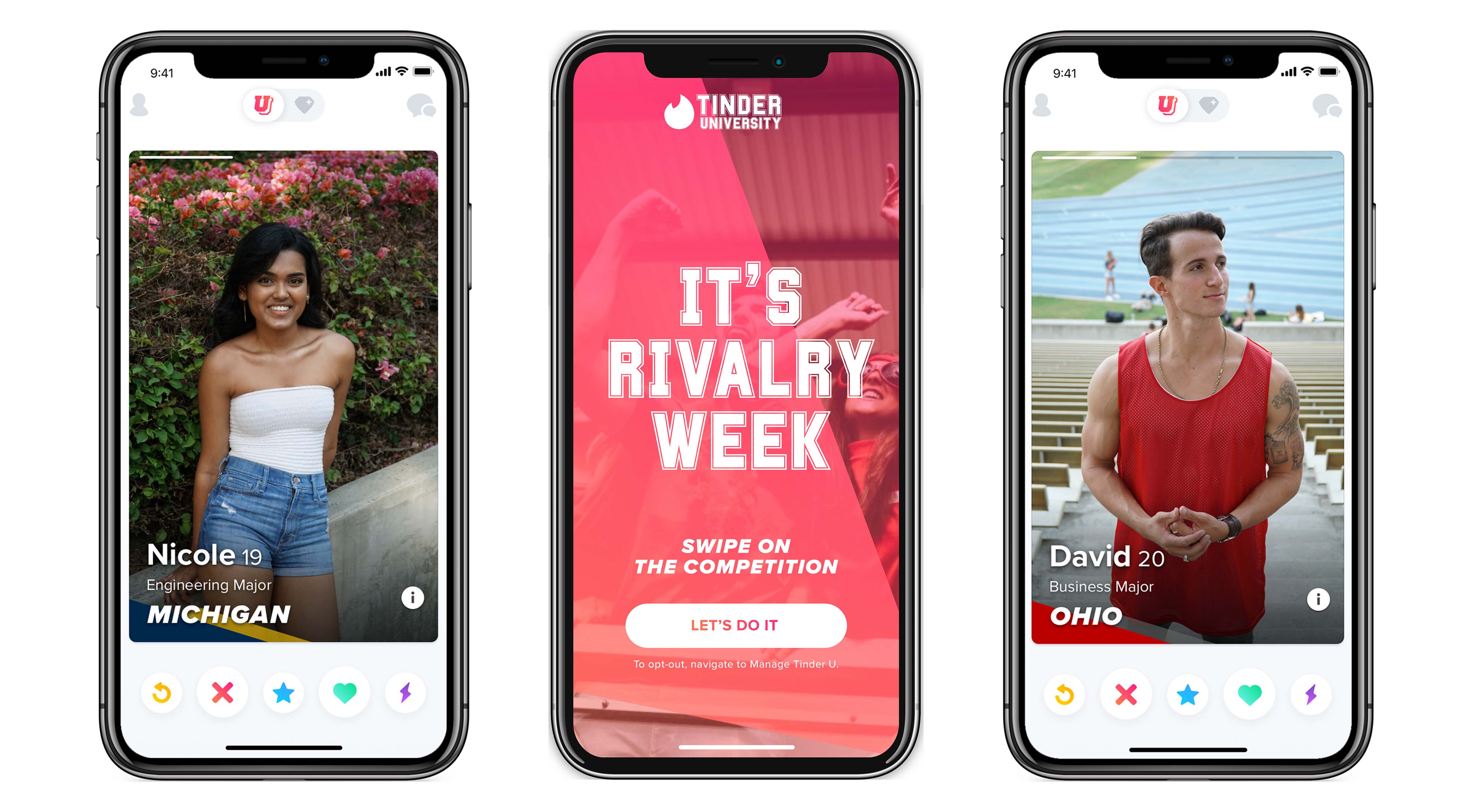 College Fraternities Sign Exclusive Partnerships With Tinder and Bumble