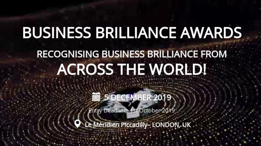 BOC Business Brilliance Awards