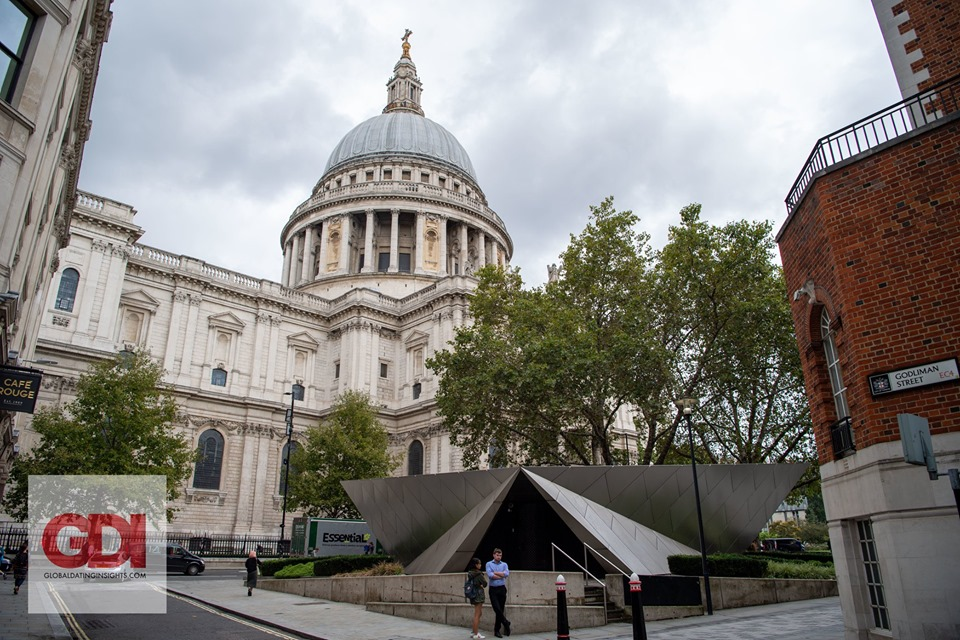 Photo Highlights from GDI London 2019, Part One