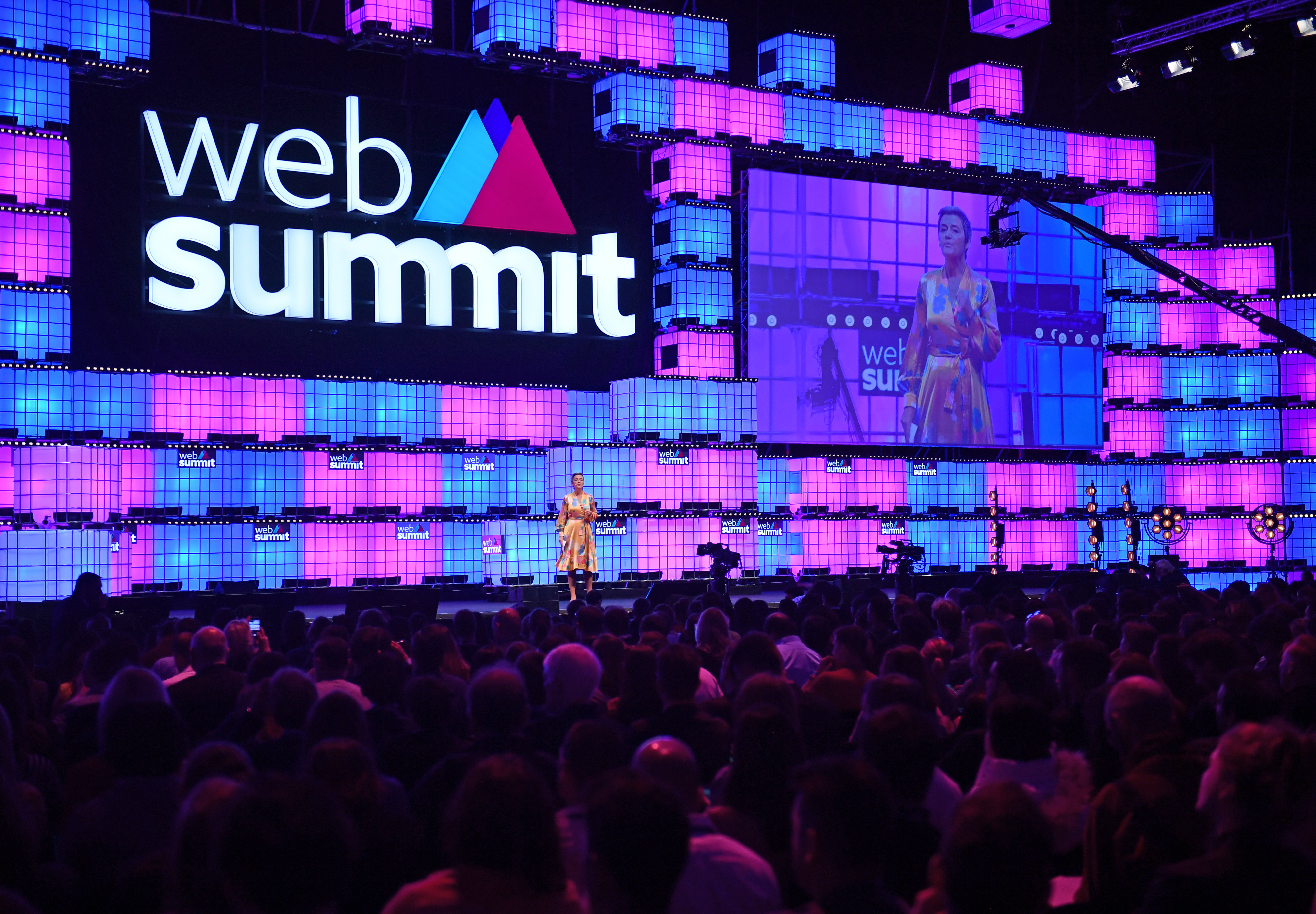 Web Summit Officially Sells Out and Expects Over 70,000 Attendees