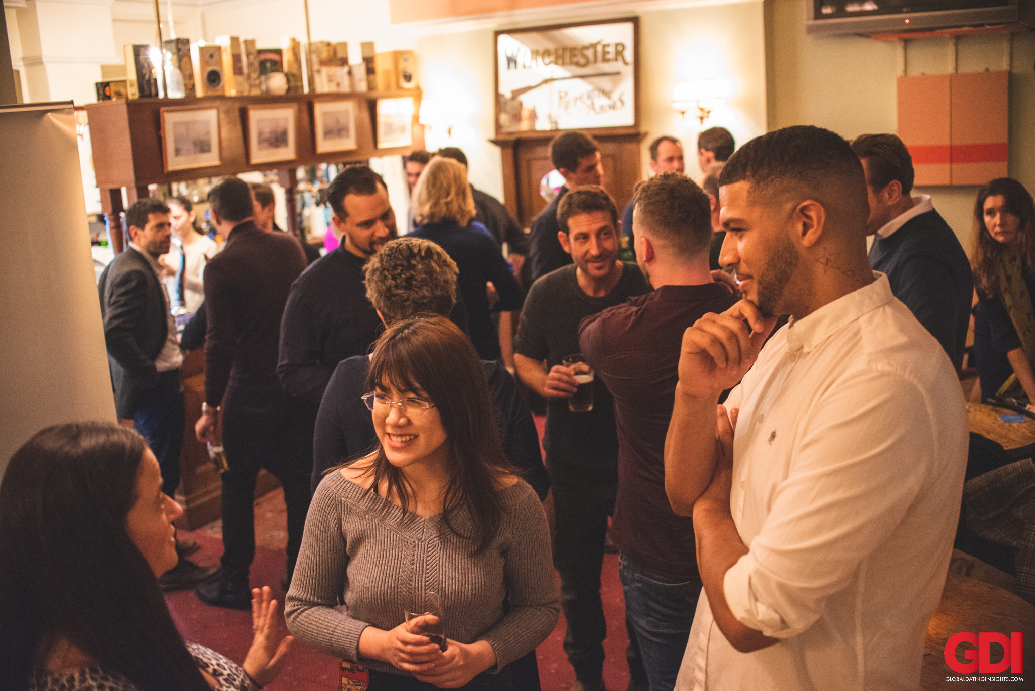 Photo Highlights from GDI's Christmas Networking Drinks